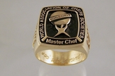 Master Chef Signet Ring